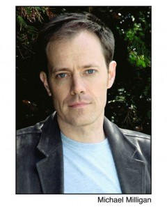 Michael Milligan: Actor and author of Mercy Killers