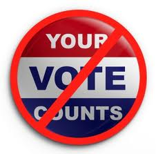 Voter Suppression_Your Vote Doesn't Count