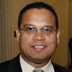 U.S. Representative Keith Ellison, co-chair of the Progressive Caucus.