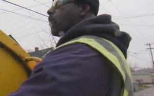 Milwaukee's Claude Stanley: Searching for the dignity of work.