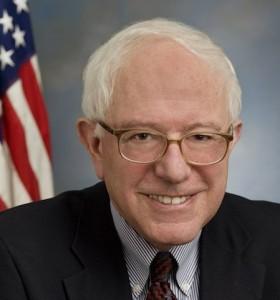Vermont Senator Bernie Sanders