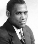 Paul Robeson: April 9, 1898 - January 23, 1976.