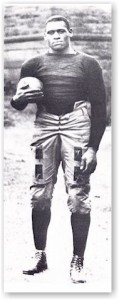 Paul Robeson was named to Walter Camp's 1918 All-America team.