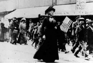 Mother Jones and the Children's Mill March of 1903.