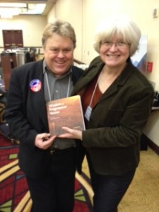 I had the pleasure of meeting Tim Carpenter at a Labor Campaign for Single Payer conference in 2013 at which time I presented him a copy of my book: Wisdom Of Progressive Voices.