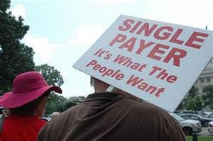 Single Payer -- what the people AND business want.